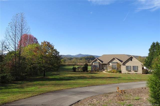 793 Everett Road Lots #6 And #7, Pisgah Forest, NC 28768 (#3674394) :: High Performance Real Estate Advisors