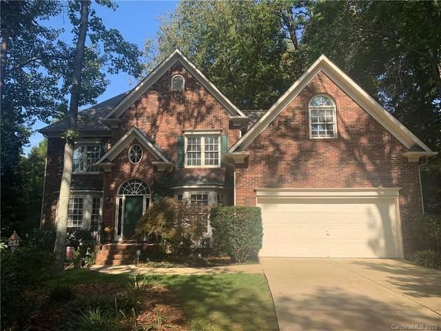 10323 Arran Court, Huntersville, NC 28078 (#3674400) :: Scarlett Property Group