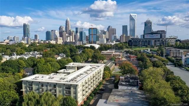 1101 1st Street W #124, Charlotte, NC 28202 (#3674407) :: Puma & Associates Realty Inc.