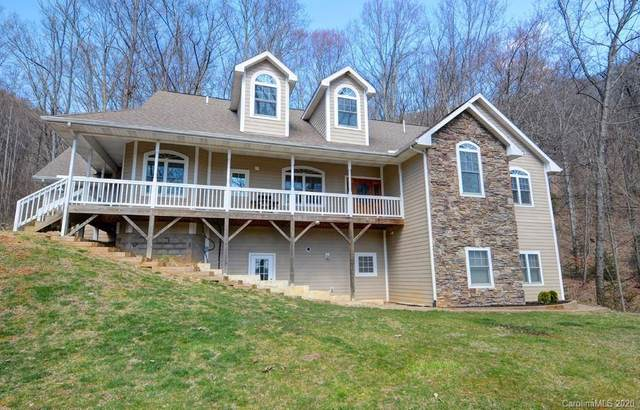 56 Dogwood Trail, Waynesville, NC 28786 (#3674412) :: High Performance Real Estate Advisors