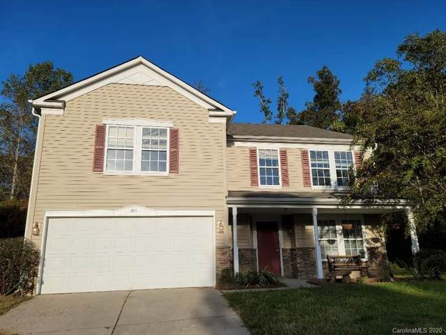 1811 Hansbury Drive, Charlotte, NC 28216 (#3674465) :: IDEAL Realty