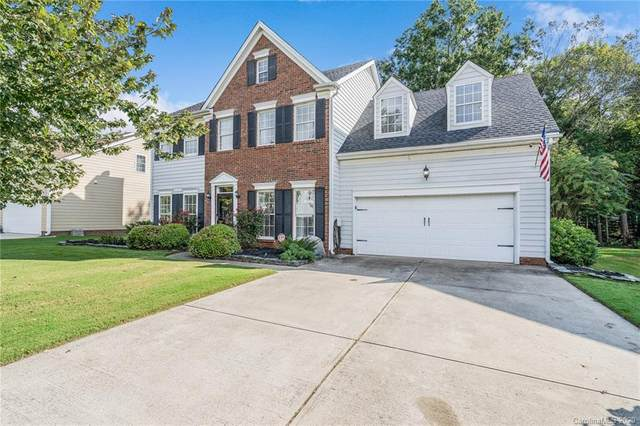 11429 Ridge Oak Drive, Charlotte, NC 28273 (MLS #3674561) :: RE/MAX Journey