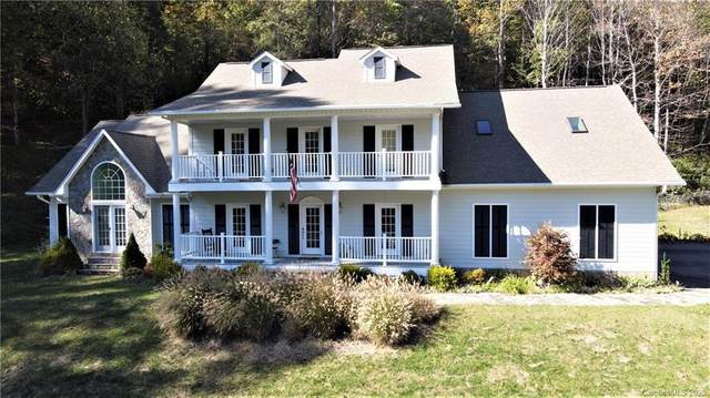 302 Davy Crockett Drive, Maggie Valley, NC 28751 (#3674576) :: High Performance Real Estate Advisors