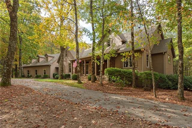 18 Old Hunters Run, Cashiers, NC 28717 (#3674581) :: Mossy Oak Properties Land and Luxury