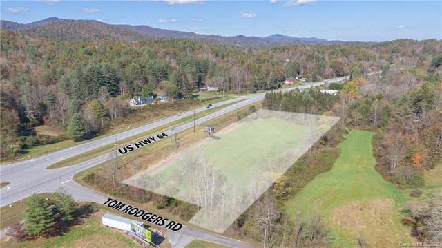 TBD Tom Rogers Road, Brevard, NC 28712 (#3674708) :: Besecker Homes Team