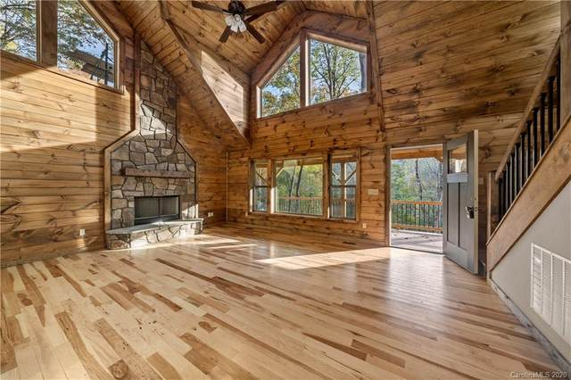151 Yanasa Trail, Maggie Valley, NC 28751 (#3674709) :: High Performance Real Estate Advisors