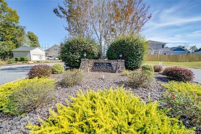 1603 Chantilly Lane, Salisbury, NC 28146 (#3674712) :: Caulder Realty and Land Co.