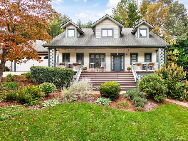 72 Forest Lake Drive, Asheville, NC 28803 (#3674721) :: MartinGroup Properties