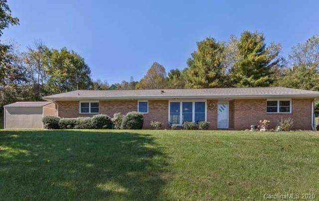 368 Turkey Creek Road, Leicester, NC 28748 (#3674866) :: LePage Johnson Realty Group, LLC