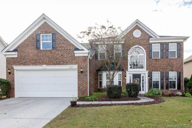 3627 SW Grove Creek Pond Drive, Concord, NC 28027 (#3674876) :: Keller Williams South Park