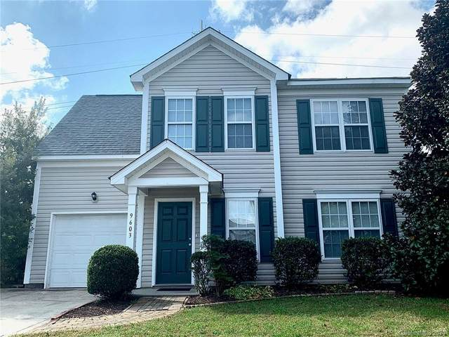 9603 Forest Path Drive, Charlotte, NC 28269 (#3674986) :: Caulder Realty and Land Co.