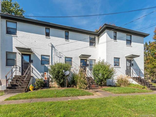 615 Biltmore Avenue H2, Asheville, NC 28803 (#3675177) :: MartinGroup Properties
