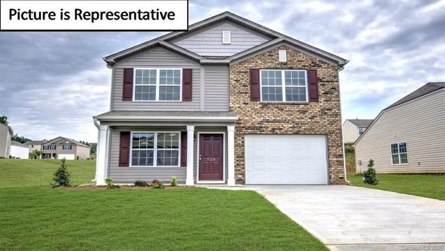 314 Kingsford Drive #38, Stanley, NC 28164 (#3675220) :: Cloninger Properties
