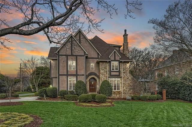 2020 Harris Road, Charlotte, NC 28211 (#3675246) :: Homes Charlotte