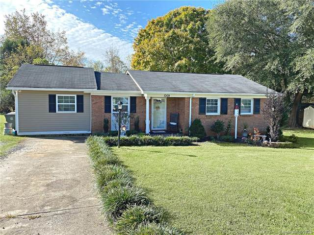 1009 13th Street NW, Conover, NC 28613 (#3675277) :: Mossy Oak Properties Land and Luxury