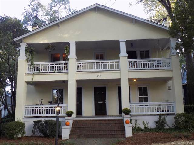 1517 Cleveland Avenue D, Charlotte, NC 28203 (#3675292) :: The Mitchell Team