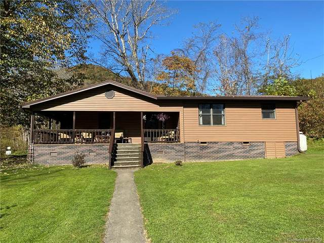 534 Aaron Branch Road, Bakersville, NC 28705 (#3675313) :: Ann Rudd Group