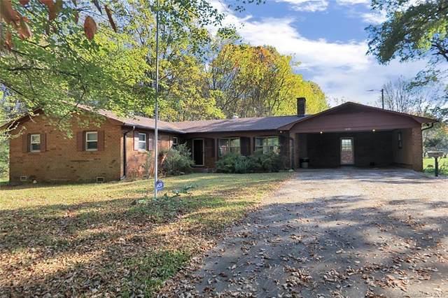 1488 Turnersburg Highway, Statesville, NC 28625 (#3675332) :: Austin Barnett Realty, LLC