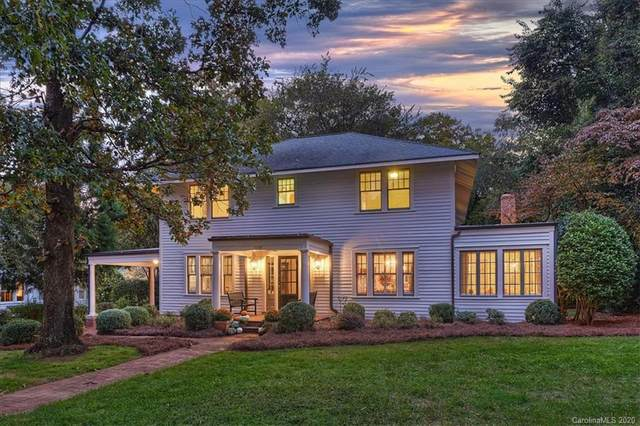 2219 Radcliffe Avenue, Charlotte, NC 28207 (#3675340) :: The Downey Properties Team at NextHome Paramount