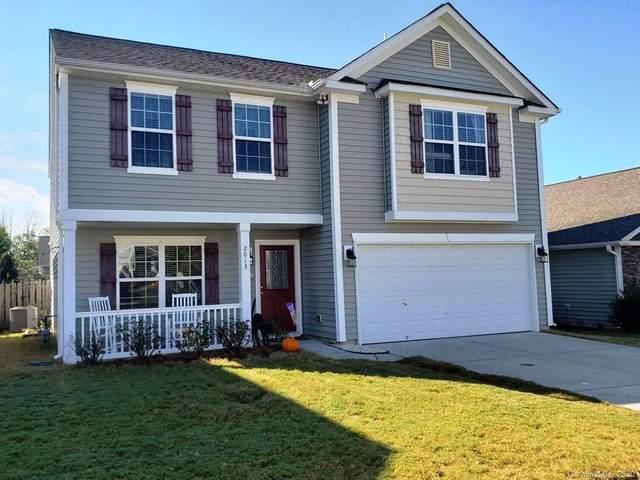 2013 Grimley Lane #68, Indian Land, SC 29707 (#3675343) :: Homes Charlotte