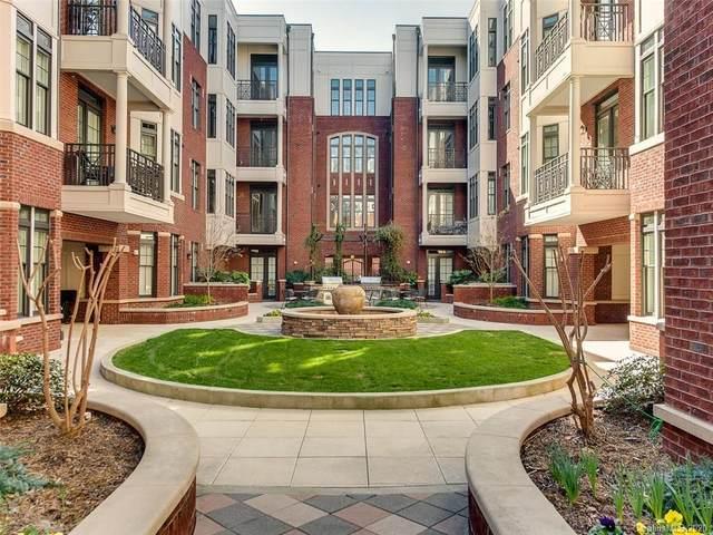 2810 Selwyn Avenue #128, Charlotte, NC 28209 (#3675380) :: Caulder Realty and Land Co.