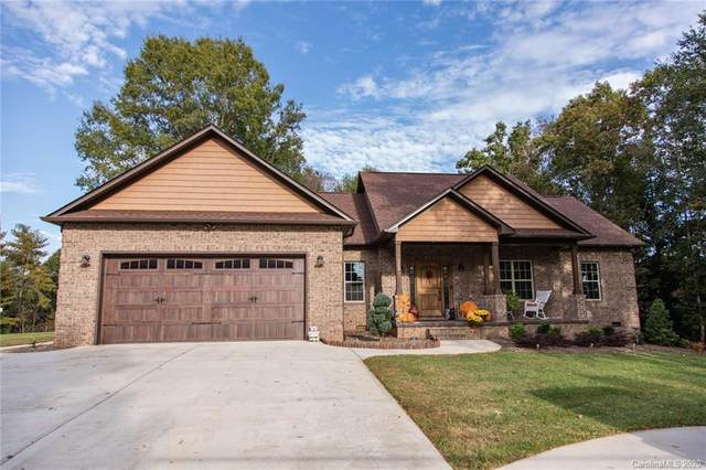 522 29th Avenue Drive NW, Hickory, NC 28601 (#3675398) :: Rowena Patton's All-Star Powerhouse