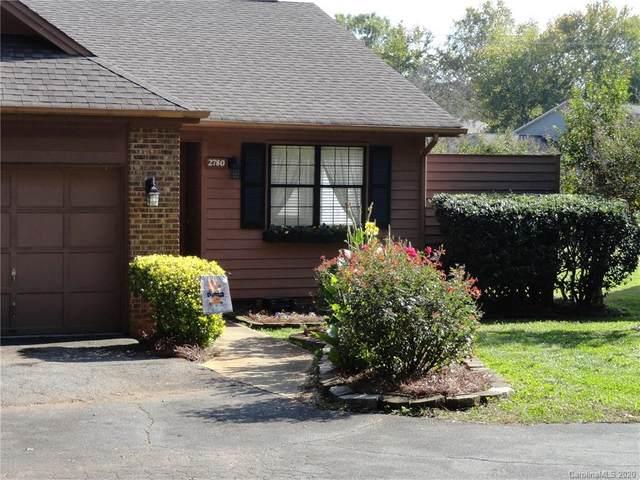 2780 Woodridge Drive, Fort Mill, SC 29715 (MLS #3675400) :: RE/MAX Journey