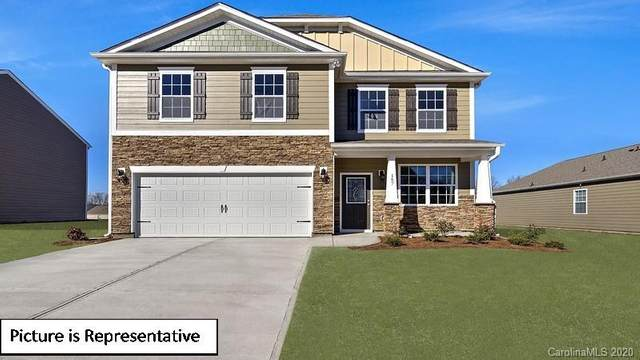 907 Rock Haven Drive, Charlotte, NC 28216 (#3675425) :: Caulder Realty and Land Co.