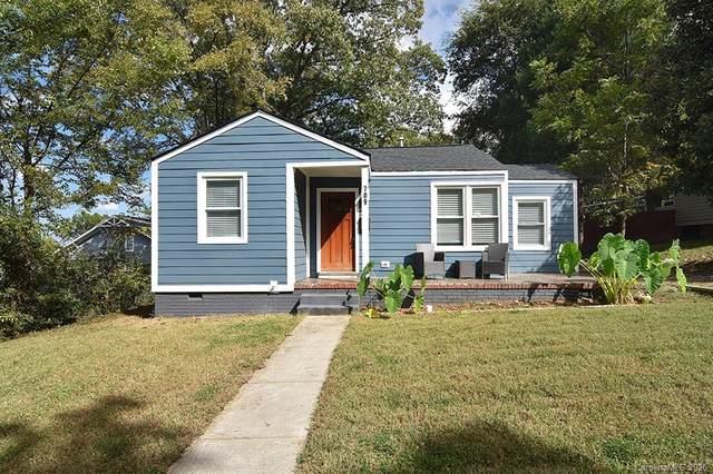 709 E 24th Street E, Charlotte, NC 28205 (#3675433) :: IDEAL Realty