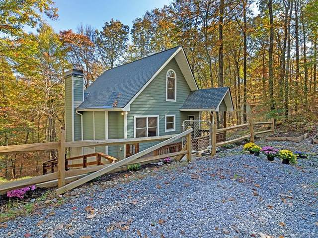 145 Tranquilite Drive, Brevard, NC 28712 (MLS #3675452) :: RE/MAX Journey