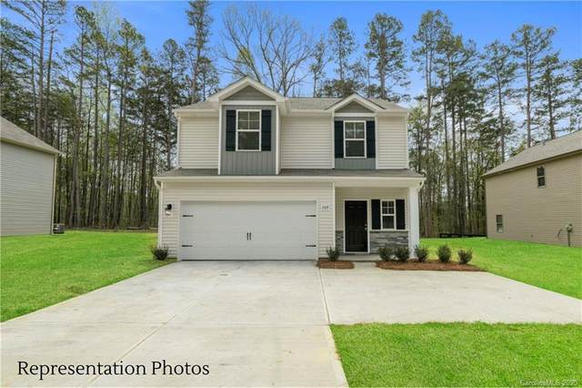 6817 Robinson Church Road #4, Charlotte, NC 28215 (#3675522) :: High Performance Real Estate Advisors