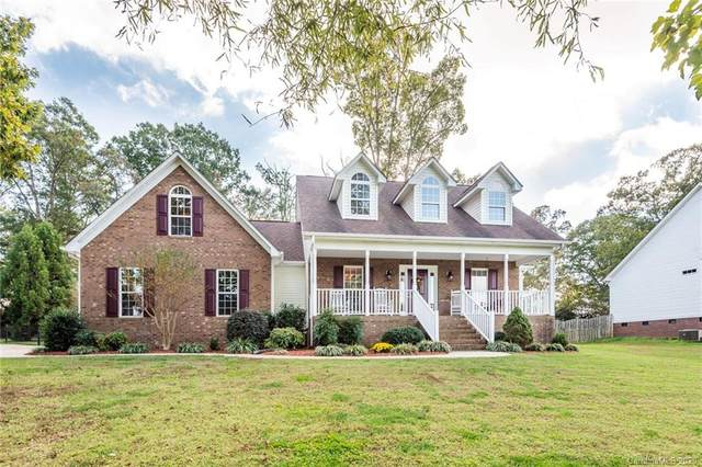 6708 Luther Lane, Monroe, NC 28112 (#3675530) :: LePage Johnson Realty Group, LLC