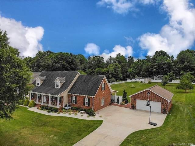 114 Autumn Ridge Drive, Lexington, NC 27295 (#3675557) :: LePage Johnson Realty Group, LLC