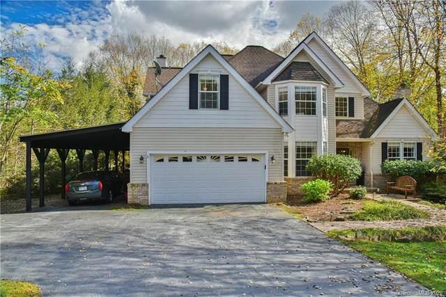211 Green Meadow Lane #3, Fletcher, NC 28732 (#3675621) :: Cloninger Properties