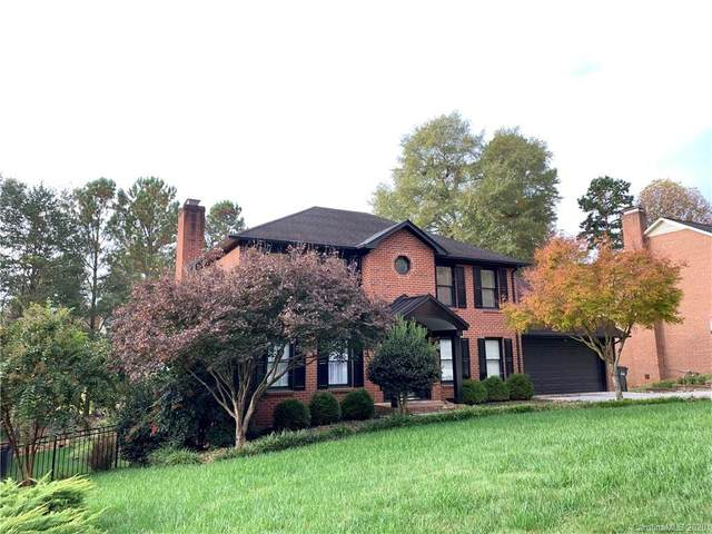 144 31st Avenue Court NE #7, Hickory, NC 28601 (#3675623) :: Carolina Real Estate Experts