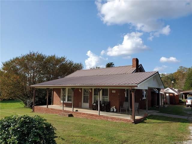 5280 Sherrills Ford Road, Salisbury, NC 28147 (#3675642) :: Scarlett Property Group