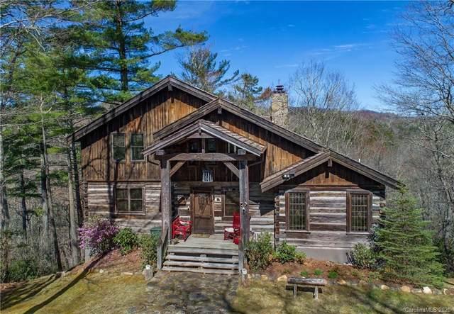 102 Yankee Run 1C & 2C, Linville Falls, NC 28647 (#3675668) :: Mossy Oak Properties Land and Luxury