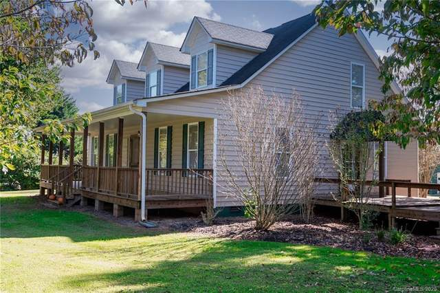4590 Plateau Road, Vale, NC 28168 (#3675699) :: LePage Johnson Realty Group, LLC