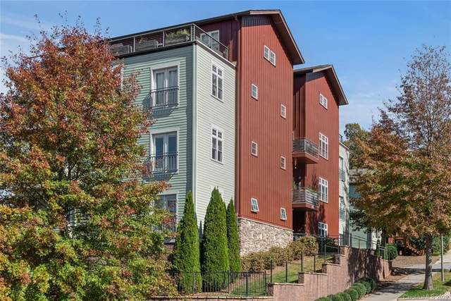 400 Skyloft Drive #103, Asheville, NC 28801 (#3675726) :: The Elite Group