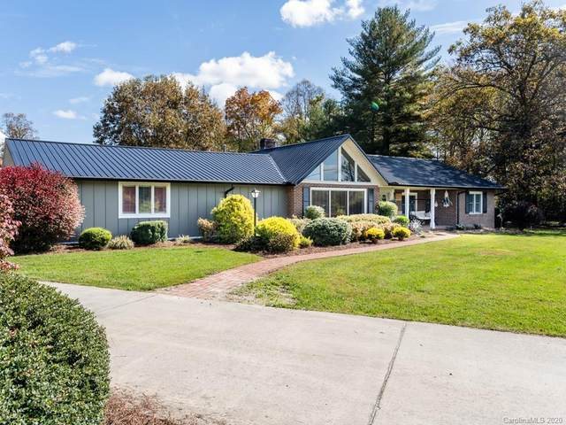 101 Holly Springs Road, Etowah, NC 28729 (#3675727) :: Keller Williams Professionals