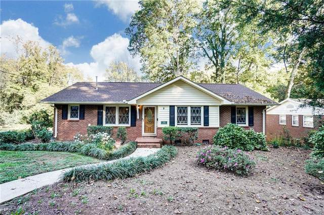 6301 Rosecrest Drive, Charlotte, NC 28210 (#3675739) :: LePage Johnson Realty Group, LLC