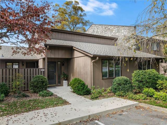 553 Crowfields Lane, Asheville, NC 28803 (#3675766) :: Homes Charlotte