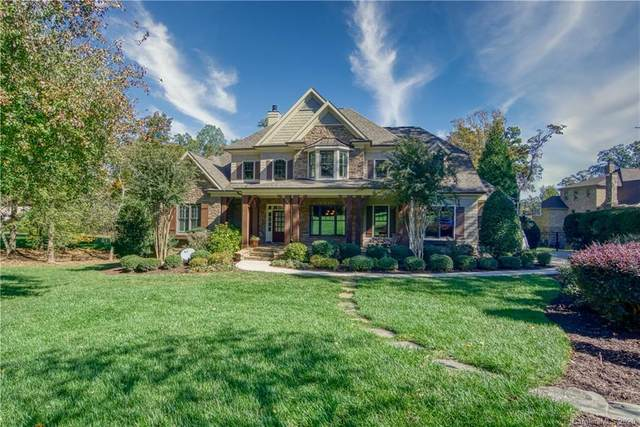 105 Gainswood Drive, Mooresville, NC 28117 (#3675803) :: Cloninger Properties