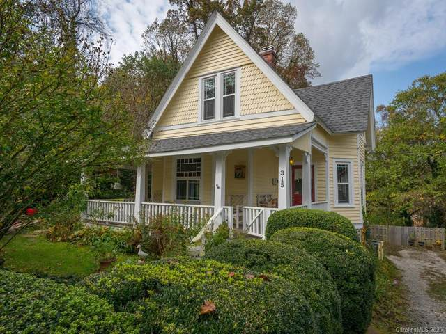 315 Greenville Street, Saluda, NC 28773 (#3675809) :: LePage Johnson Realty Group, LLC