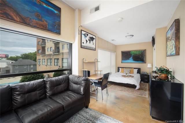 715 N Church Street #203, Charlotte, NC 28202 (#3675810) :: High Performance Real Estate Advisors