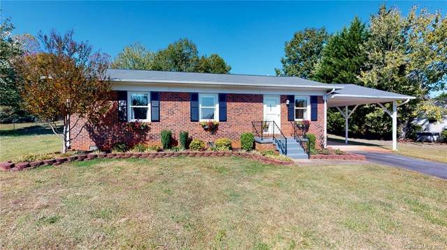 677 Thompson Road, Rutherfordton, NC 28139 (#3675834) :: Cloninger Properties