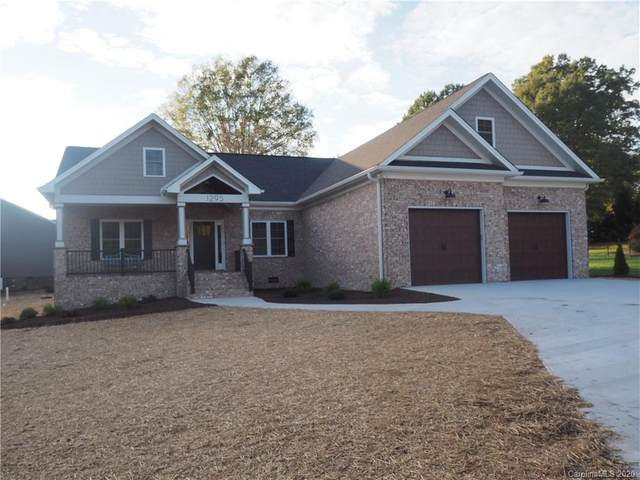 1295 6th Street NW, Hickory, NC 28601 (#3675850) :: Carolina Real Estate Experts