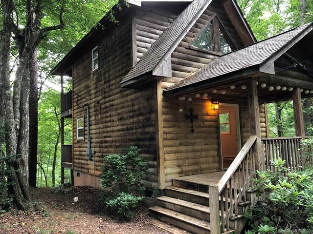 196 Conifer Drive, Whittier, NC 28789 (#3675868) :: Charlotte Home Experts