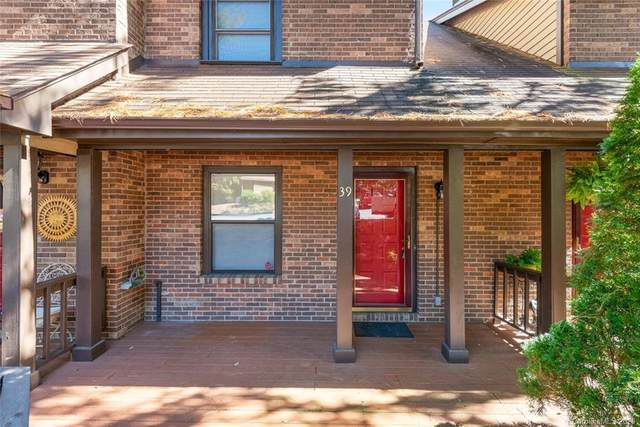 16 Spears Avenue #39, Asheville, NC 28801 (#3675924) :: BluAxis Realty