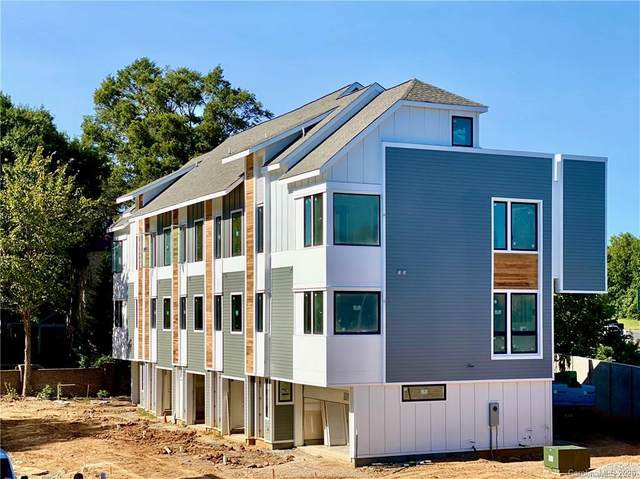 2728 Shenandoah Avenue #13, Charlotte, NC 28205 (#3675943) :: Rowena Patton's All-Star Powerhouse